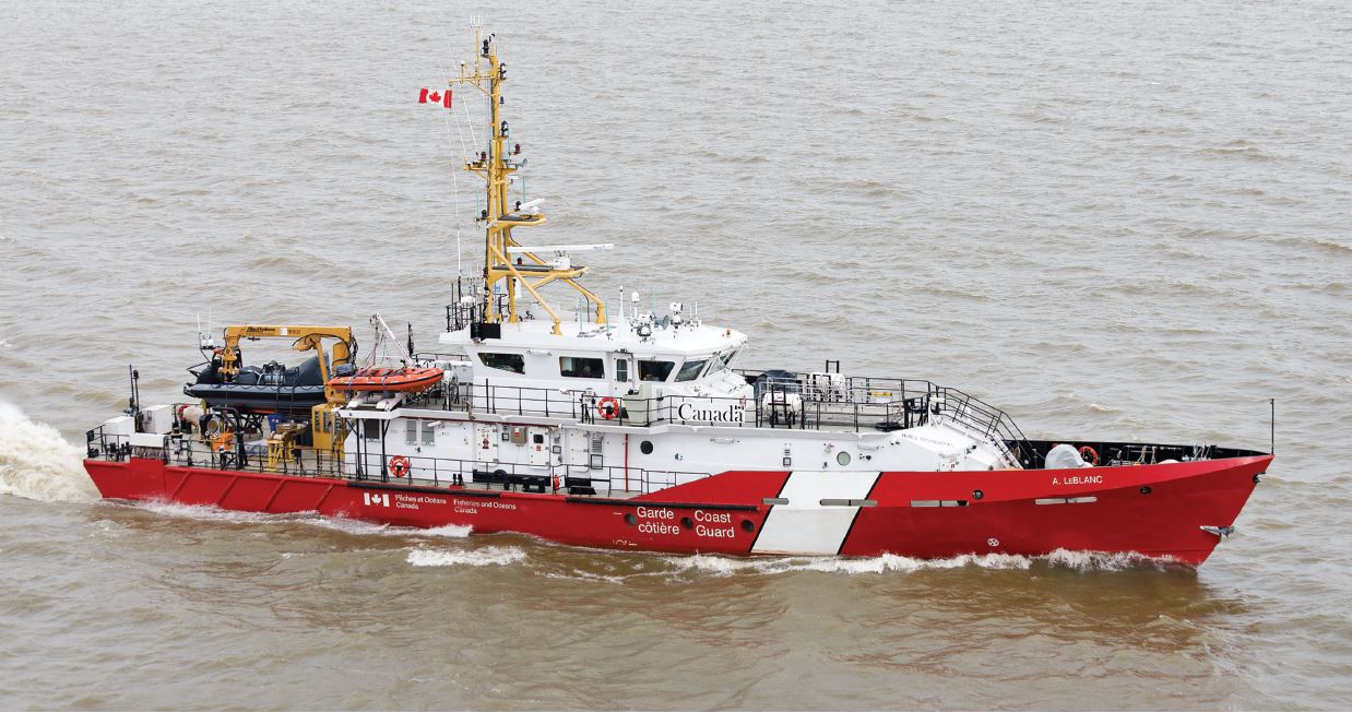 CCGS Leim - Click to enlarge